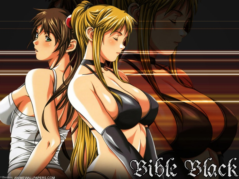 Bible Black Ecchi Wallpaper # 2