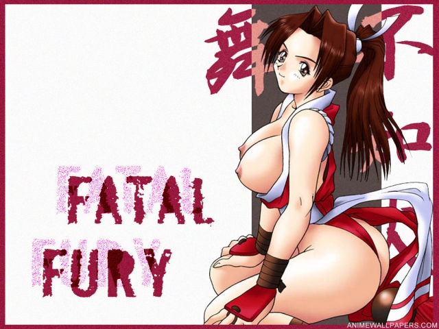 Fatal Fury Anime Wallpaper #1