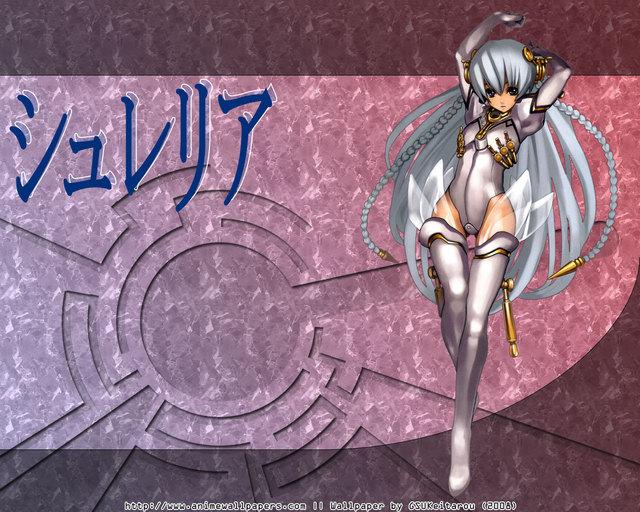 Ar tonelico: Melody of Elemia Anime Wallpaper #5