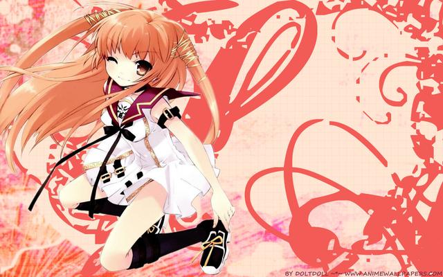 Be-Bee-Beat it! Anime Wallpaper #2