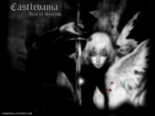 Castlevania Anime Wallpaper #1