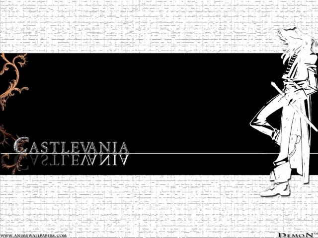 Castlevania Anime Wallpaper #3