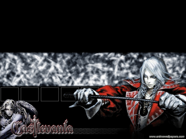 Castlevania Anime Wallpaper #4