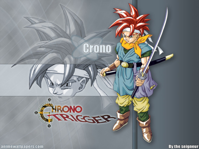 Chrono Trigger Anime Wallpaper #1
