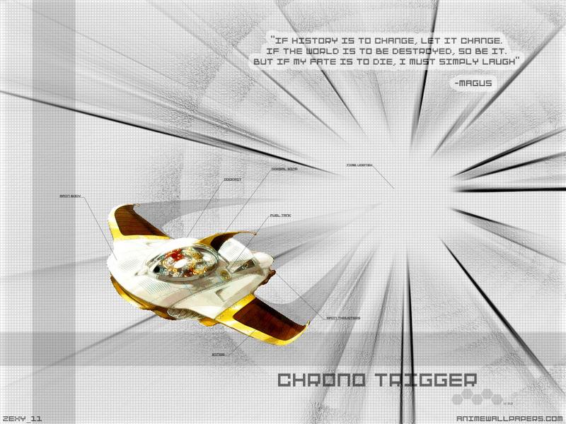Chrono Trigger Game Wallpaper # 3