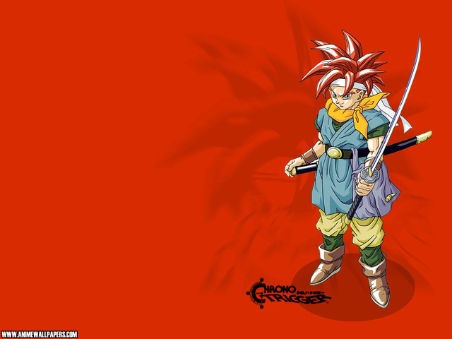Chrono Trigger Anime Wallpaper #4