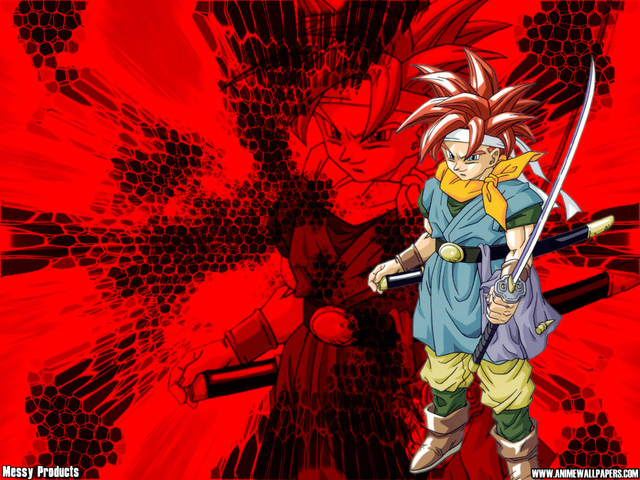 Chrono Trigger Anime Wallpaper #6