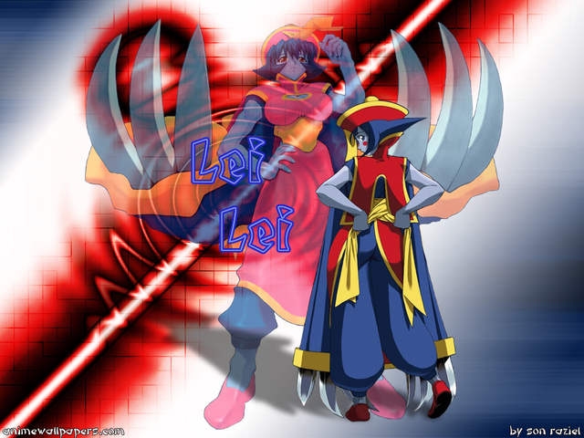 Darkstalkers Anime Wallpaper #2