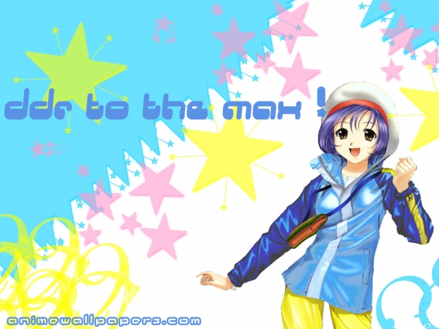 Dance Dance Revolution Anime Wallpaper #1