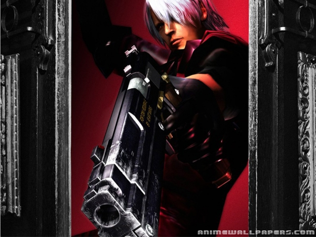 Devil May Cry 2 Anime Wallpaper #1