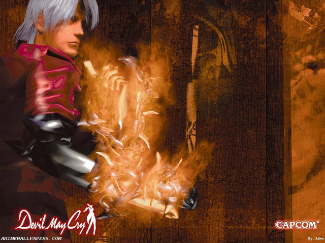 Devil May Cry 2 Anime Wallpaper #4