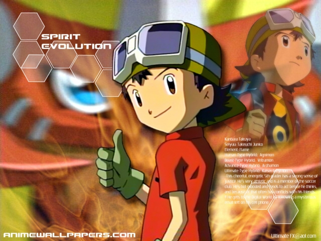 Digimon Anime Wallpaper #1