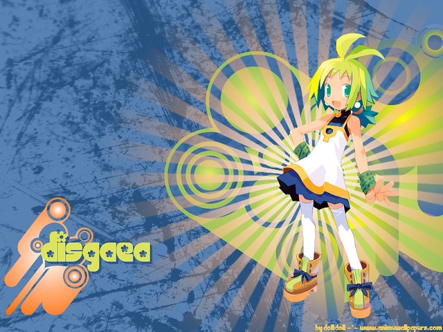 Disgaea Anime Wallpaper #11