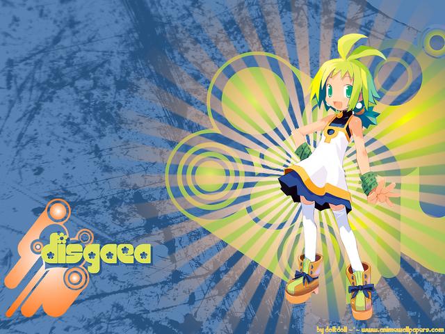 Disgaea Anime Wallpaper #11