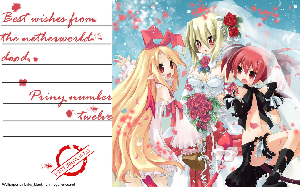 Disgaea Game Wallpaper # 8