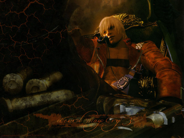 Devil May Cry 3 Anime Wallpaper #1