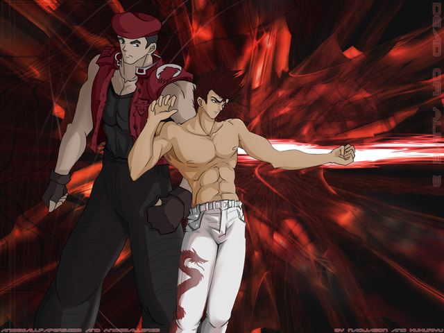 Dead or Alive Anime Wallpaper #2