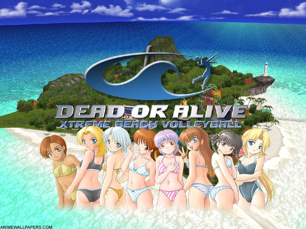 Dead or Alive Volleyball Game Wallpaper # 2