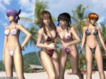 Dead or Alive Volleyball Game Wallpaper # 9