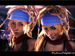 Final Fantasy X2 Game Wallpaper # 12