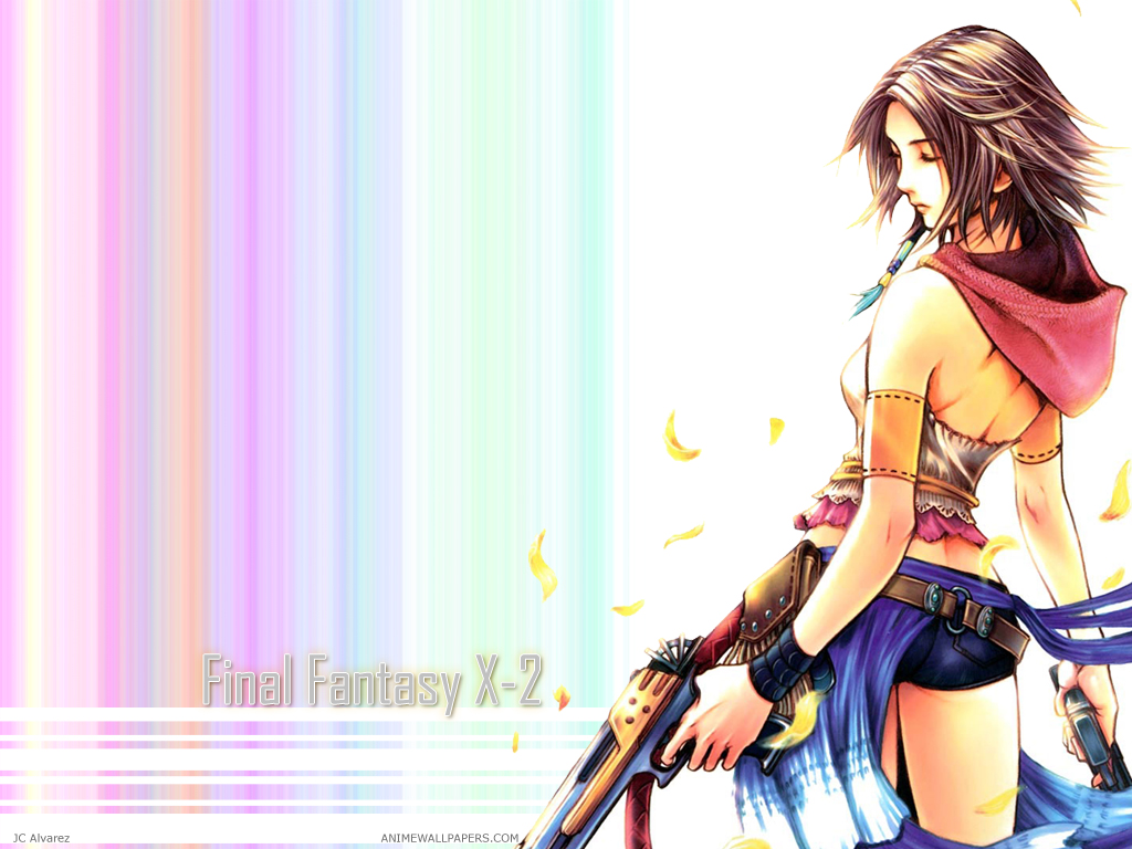 Final Fantasy X2 Game Wallpaper # 1