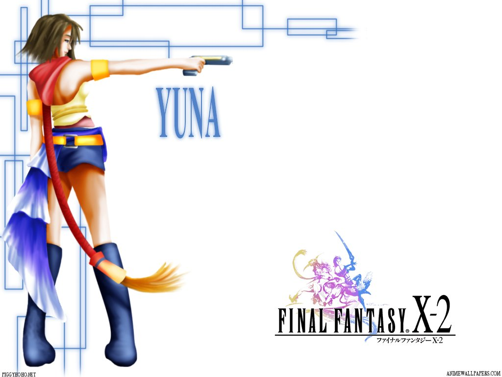 Final Fantasy X2 Game Wallpaper # 4