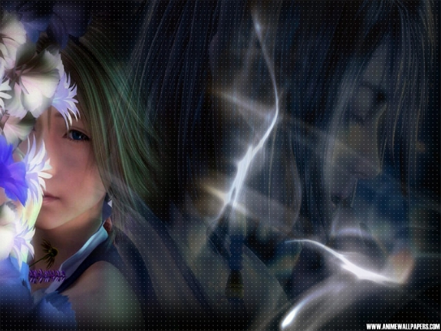 Final Fantasy X2 Anime Wallpaper #6