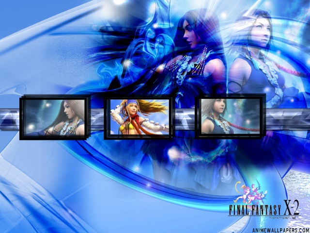 Final Fantasy X2 Anime Wallpaper #8