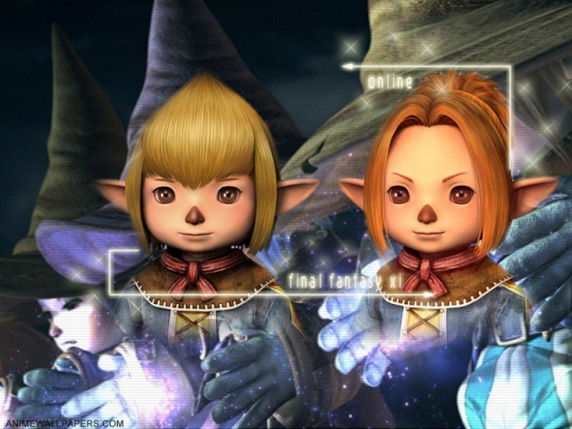 Final Fantasy XI Anime Wallpaper #2