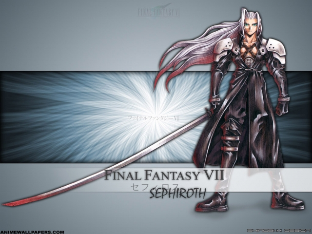 Final Fantasy VII Anime Wallpaper #10