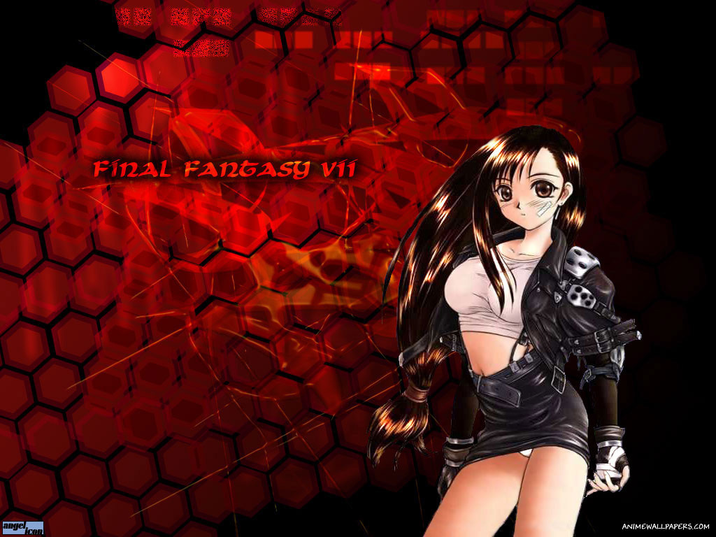 Final Fantasy VII Game Wallpaper # 14