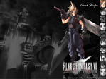 Final Fantasy VII Game Wallpaper # 23