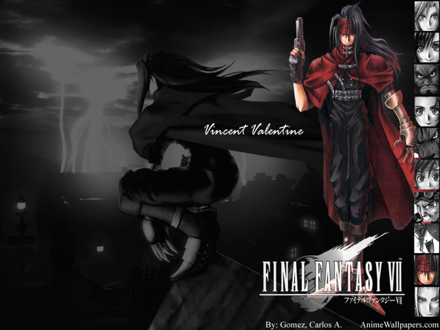 Final Fantasy VII Anime Wallpaper #27