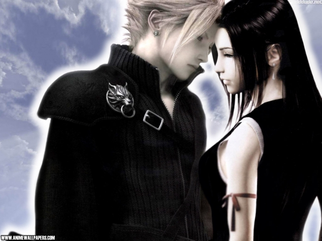 Final Fantasy VII Anime Wallpaper #2