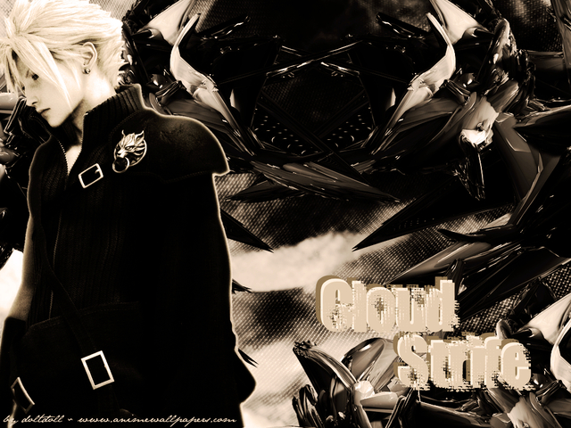 Final Fantasy VII Anime Wallpaper #30