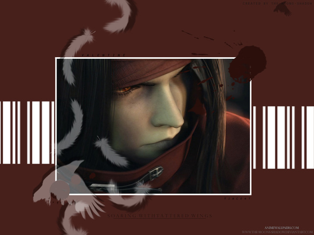 Final Fantasy VII Anime Wallpaper #31