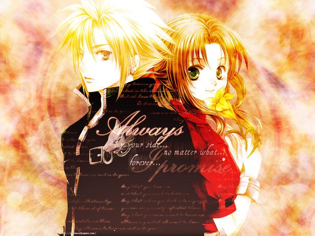 Final Fantasy VII Anime Wallpaper #32