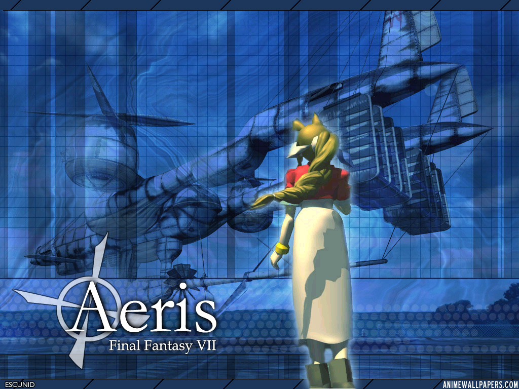 Final Fantasy VII Game Wallpaper # 5