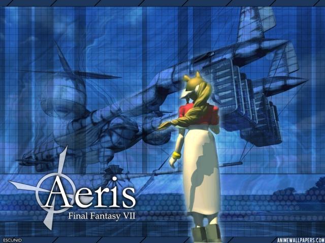 Final Fantasy VII Anime Wallpaper #5