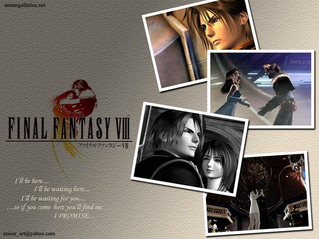 Final Fantasy VIII Anime Wallpaper #10