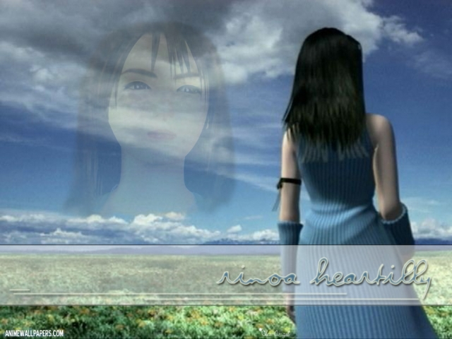 Final Fantasy VIII Anime Wallpaper #1