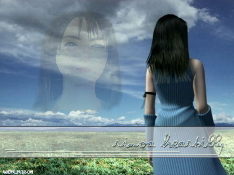 Final Fantasy VIII Game Wallpaper # 1