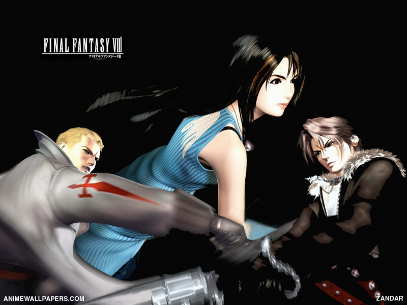 Final Fantasy VIII Game Wallpaper # 2