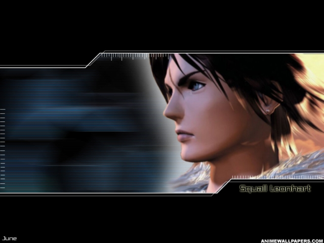 Final Fantasy VIII Anime Wallpaper #4
