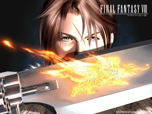 Final Fantasy VIII Anime Wallpaper #5