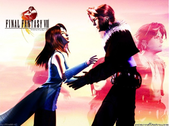 Final Fantasy VIII Anime Wallpaper #7