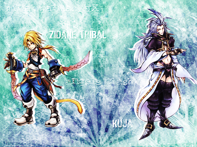 Final Fantasy IX Anime Wallpaper #2