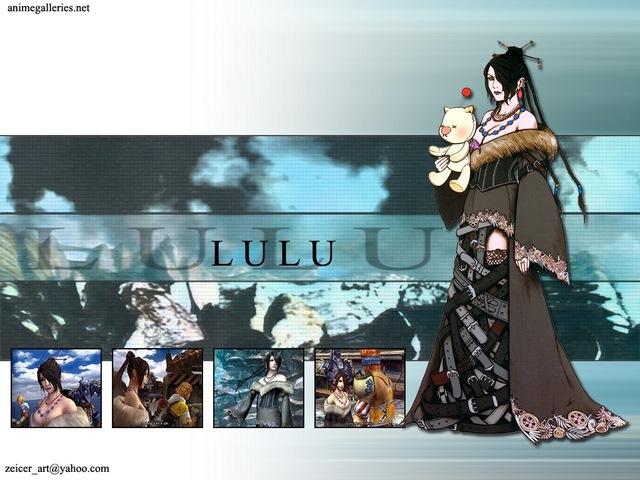 Final Fantasy X Anime Wallpaper #10
