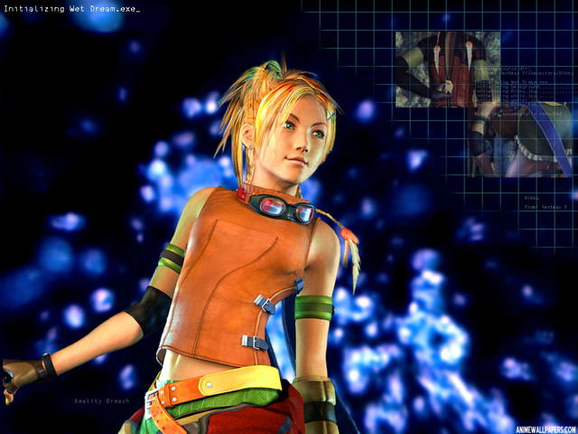 Final Fantasy X Anime Wallpaper #9