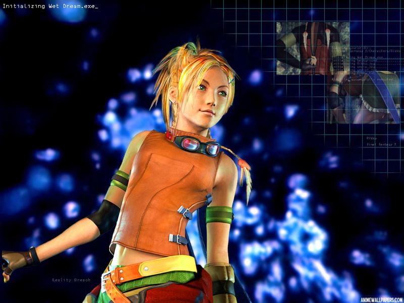 Final Fantasy X Game Wallpaper # 9